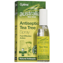 Spray cu Ulei din Arbore de Ceai (Tea Tree) 30ml OPTIMA