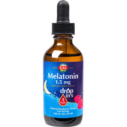 Melatonin DropIns 1.5mg 55ml KAL