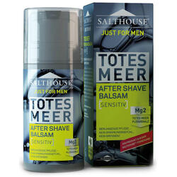 After Shave Balsam cu Minerale 100ml SALTHOUSE