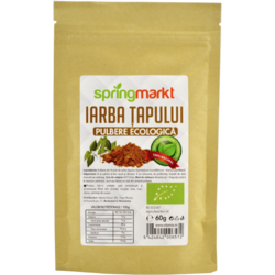 Horny Goat (Iarba Tapului) Pulbere Ecologica/Bio 60g ADAMS VISION