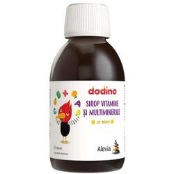 Dodino Sirop Vitamine si Multiminerale 150ml ALEVIA