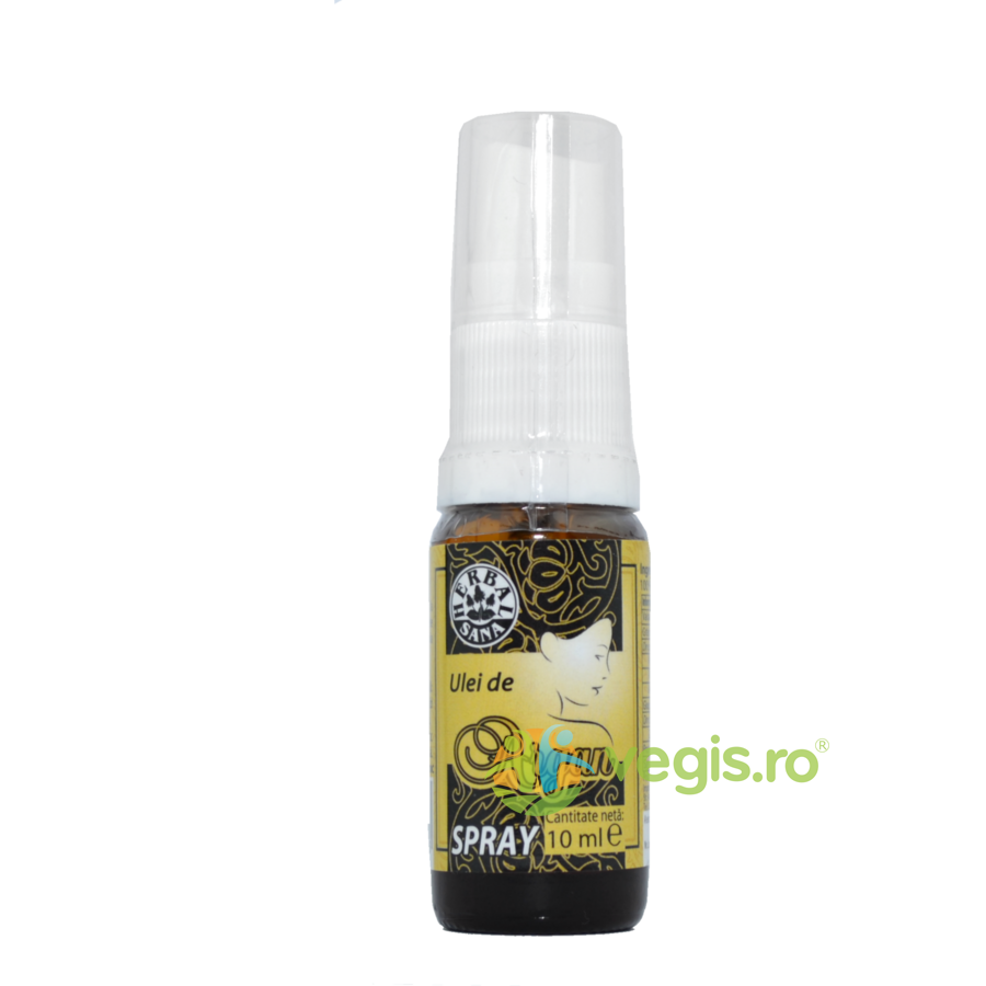 Ulei de Argan Presat la Rece Spray 10ml