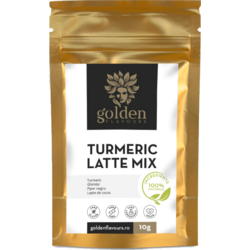 Turmeric Latte Mix 10g GOLDEN FLAVOURS
