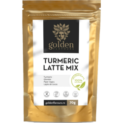 Turmeric Latte Mix 70g GOLDEN FLAVOURS