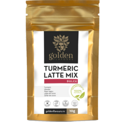 Turmeric Latte Mix Dulce 10g GOLDEN FLAVOURS