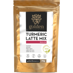 Turmeric Latte Mix Dulce 70g GOLDEN FLAVOURS