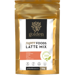 SuperFoods Latte Mix 10g GOLDEN FLAVOURS