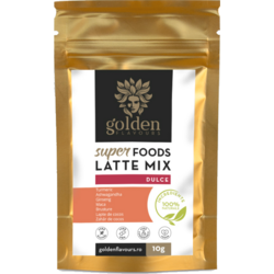 SuperFoods Latte Mix Dulce 10g GOLDEN FLAVOURS