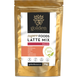 SuperFoods Latte Mix Dulce 70g GOLDEN FLAVOURS