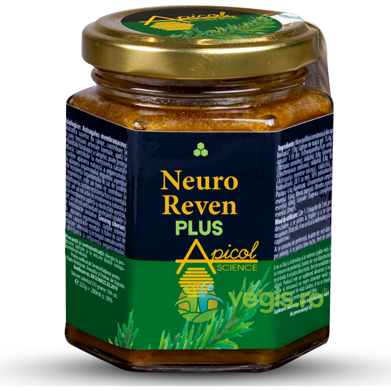 APICOLSCIENCE Neuro Reven Plus 210g