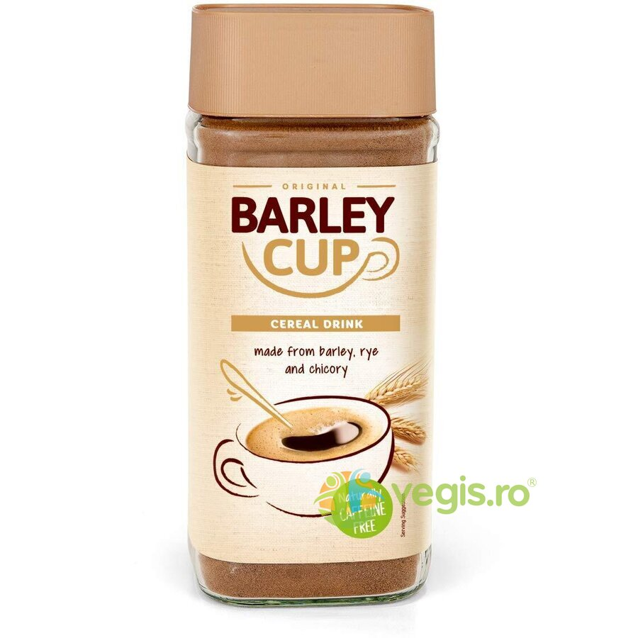 GRANA Barley Cup Bautura Instant din Cereale cu Orz 100g