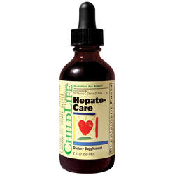 Hepato-Care 59ml CHILD LIFE ESSENTIALS