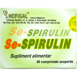 Se-Spirulin 40cpr HOFIGAL