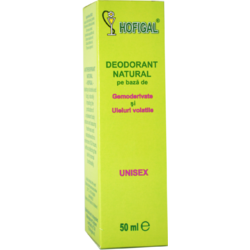Deodorant Natural 50ml HOFIGAL