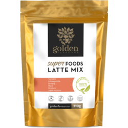 SuperFoods Latte Mix 210g GOLDEN FLAVOURS
