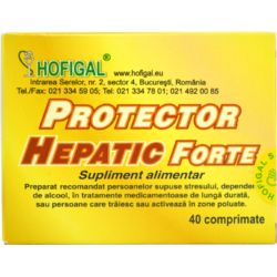 Protector Hepatic Forte 40tb HOFIGAL