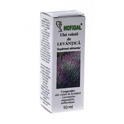 Ulei (Volatil) De Levantica 10ml HOFIGAL