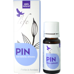 Ulei Esential de Pin 10ml BIONOVATIV