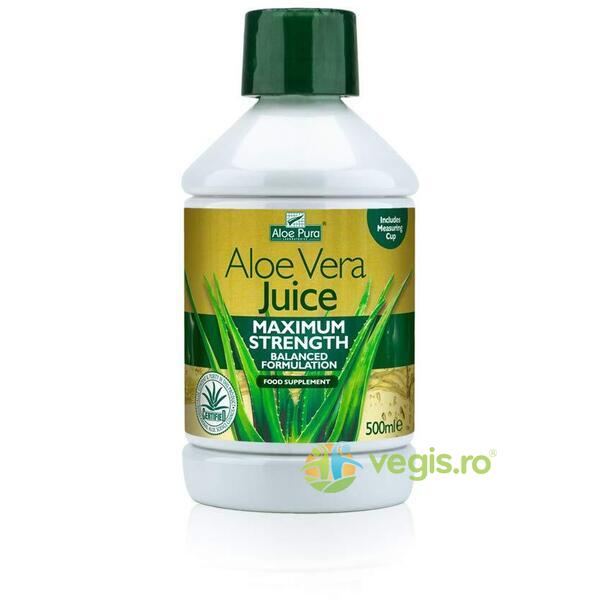 Suc de Aloe Vera 500ml OPTIMA