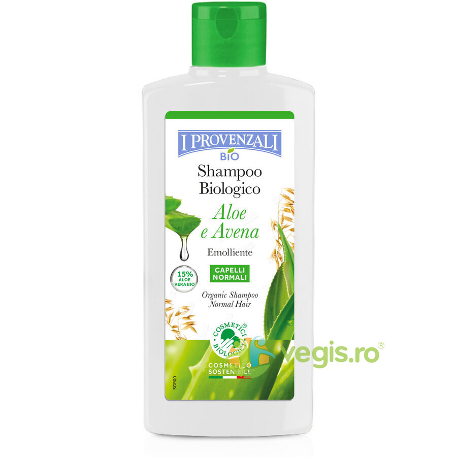 Super Offers - i provenzali sampon reparator cu extract de aloe eco bio 250ml 73669 - Super Offers