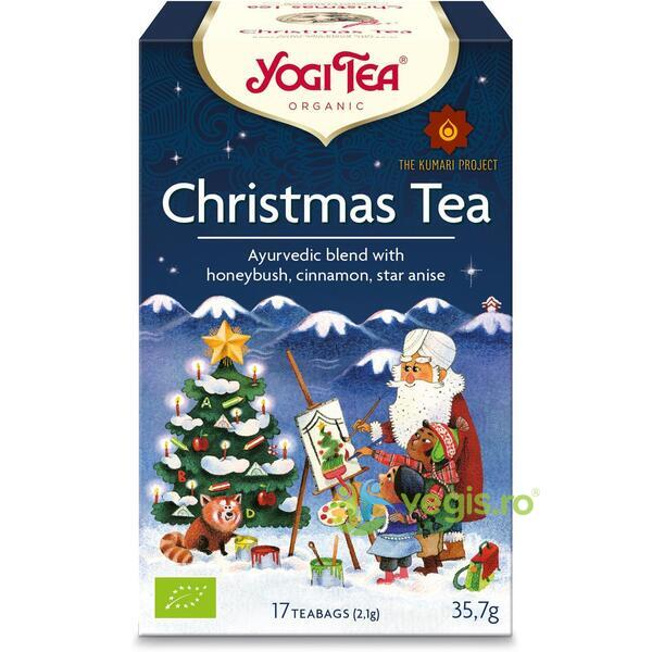 Ceai Christmas Tea Ecologic/Bio 17dz 35.7g YOGI TEA