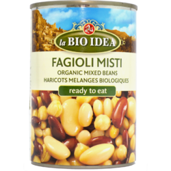Fasole Mix in Doza Ecologica/Bio 400g LA BIO IDEA