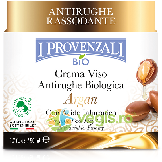 Super Offers - i provenzali crema de fata antirid de zi cu argan eco bio 50ml 73771 - Super Offers