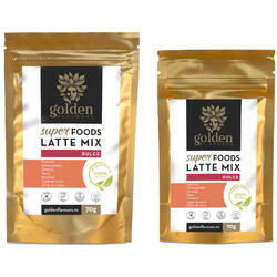 SuperFoods Latte Mix Dulce 70g + 10g GRATIS GOLDEN FLAVOURS