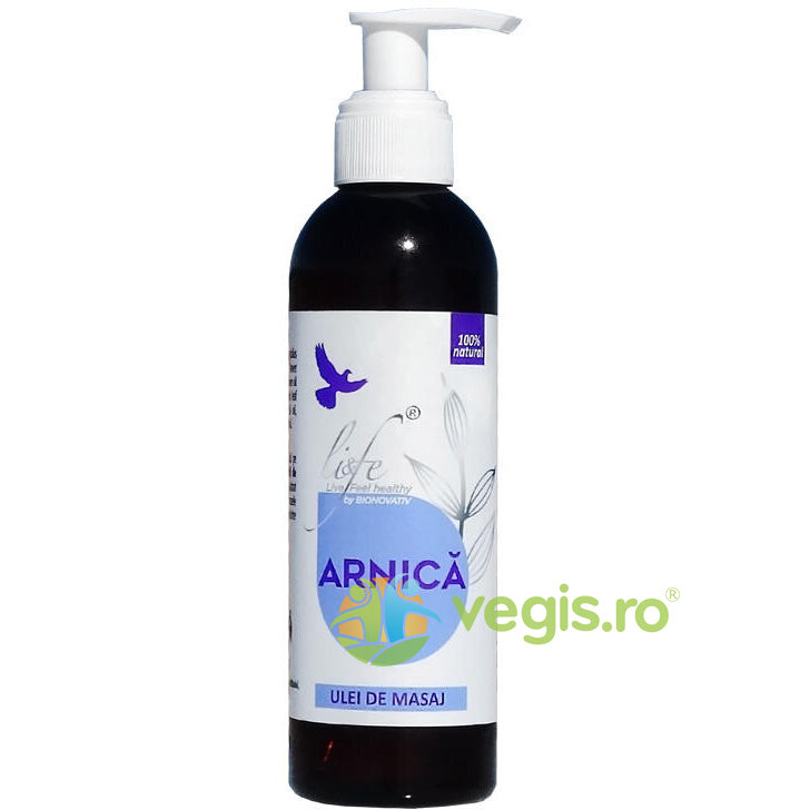 BIONOVATIV Arnica Ulei de Masaj 200ml
