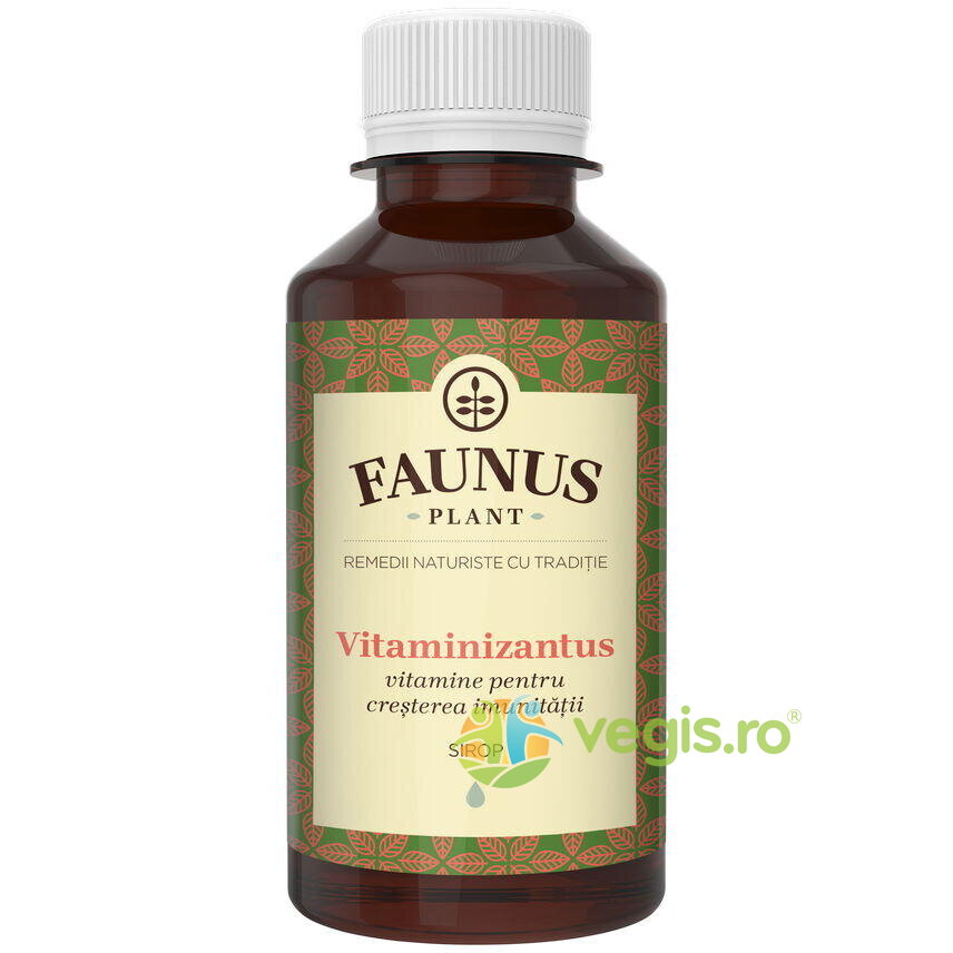 Sirop Vitaminizantus 200ml imgine