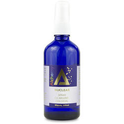 Argint Coloidal Nuclear (80ppm) Pulverizator Spray 100ml PURE ALCHEMY