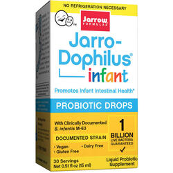 Jarro-Dophilus Infant Probiotice 15ml JARROW FORMULAS