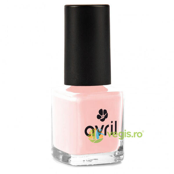 Lac de Unghii (Oja) French Rose 7ml AVRIL