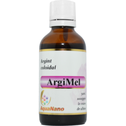 Argint Coloidal in Miere Argimel 50ml AGHORAS