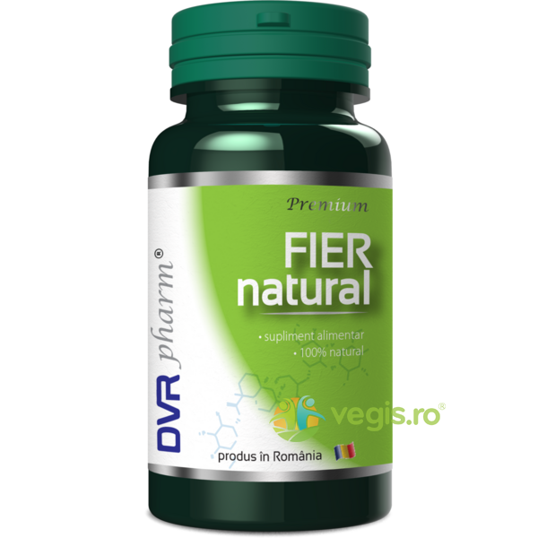 Fier Natural 30cps DVR PHARM