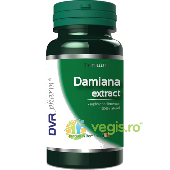 DVR PHARM Damiana Extract 30cps