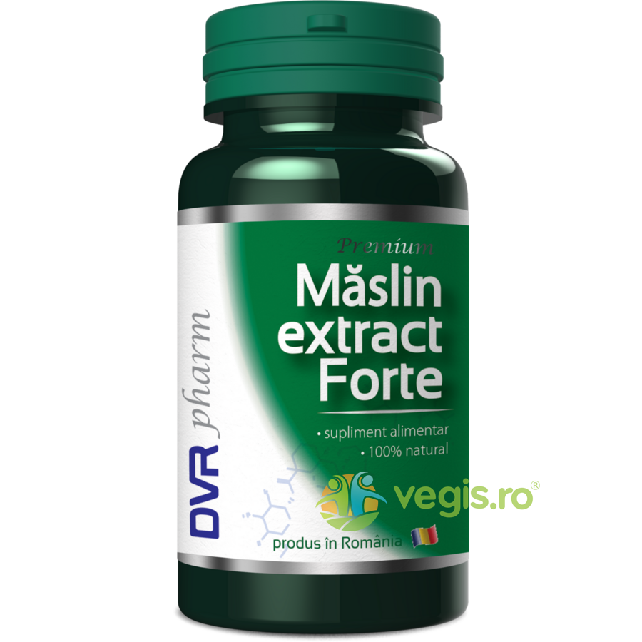 Maslin Extract Forte 30cps imagine produs 2021