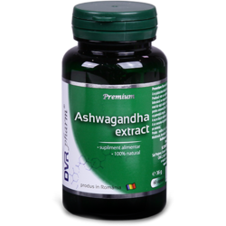 Ashwagandha Extract 60cps DVR PHARM