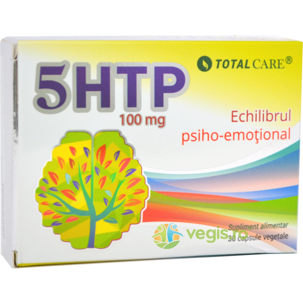 5 HTP (Griffonia)100mg 30cps Premium COSMOPHARM