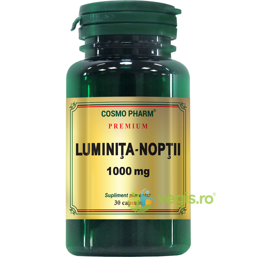 Luminita Noptii 1000mg 30cps Premium imagine