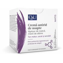 Crema Antirid cu Laptisor de Matca 50ml TIS FARMACEUTIC