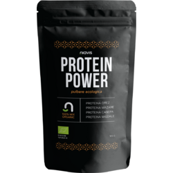 Protein Power - Mix Ecologic/Bio 125g NIAVIS