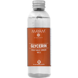 Glicerina Vegetala 100ml MAYAM