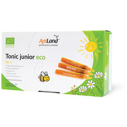 Tonic Junior Ecologic/Bio 20 fiole APILAND