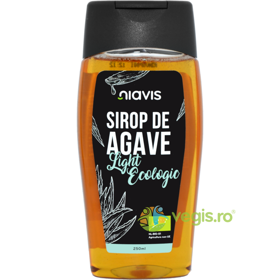 Sirop de Agave Light Ecologic/Bio 250ml/350g