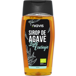 Sirop de Agave Light Ecologic/Bio 250ml/350g NIAVIS