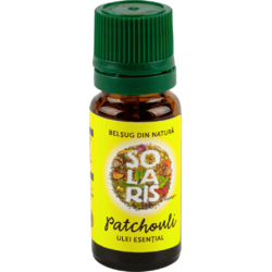 Ulei Esential  Patchouli 10ml SOLARIS