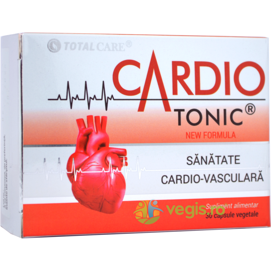 Cardiotonic Total Care 30cps