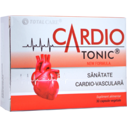 Cardiotonic Total Care 30cps COSMOPHARM