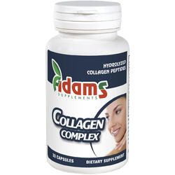 Collagen Complex 750mg 30cps ADAMS VISION